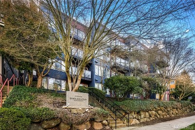 Seattle Condo/Townhouse For Sale: 29 Etruria St #B405