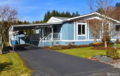 Bellingham Mobile Home For Sale: 425 Chuckanut Dr N #9
