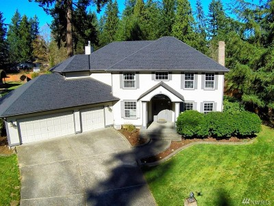 Snohomish Single Family Home For Sale: 9927 198th St SE