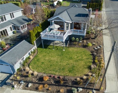 Kirkland Single Family Home For Sale: 602 10th Ave W