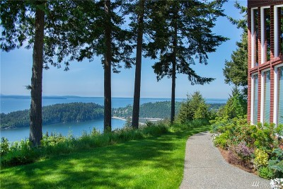 Bellingham WA Single Family Home For Sale: $1,750,000