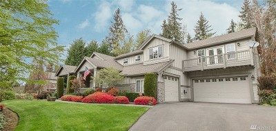 Snohomish Single Family Home Contingent: 7109 205th St SE