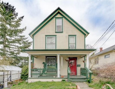 Single Family Home For Sale: 5318 S Cedar St