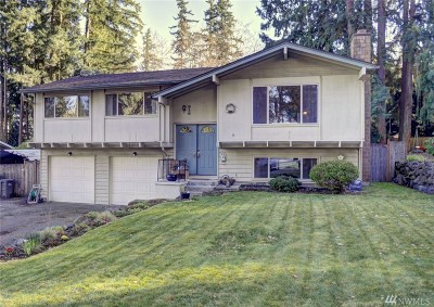 Bothell Single Family Home For Sale: 316 158th St SE