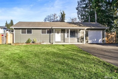 Bothell Single Family Home For Sale: 22627 1st Place W