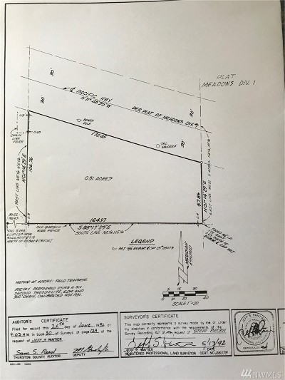 Residential Lots & Land For Sale: Pacific Hwy SE