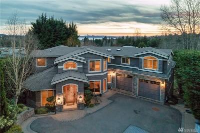 Kirkland Single Family Home For Sale: 9137 112th Ave NE