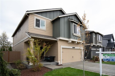 Puyallup Single Family Home For Sale: 1003 28th St NW