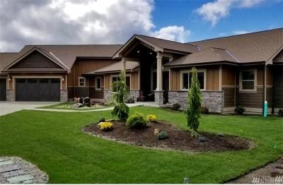 Eatonville Single Family Home For Sale: 154 Mountain Crest Lane #Lot#3