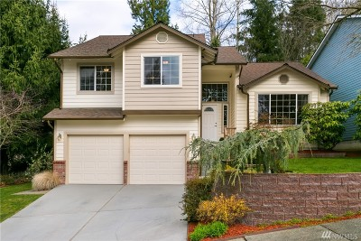 Bothell Single Family Home For Sale: 2301 208th Place SE