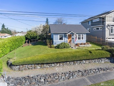 Tacoma Single Family Home For Sale: 4327 S 10th St