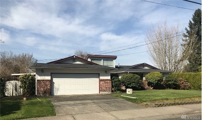 Puyallup Single Family Home For Sale: 812 15th St NW