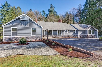Gig Harbor Single Family Home For Sale: 5015 Spruce Lane NW