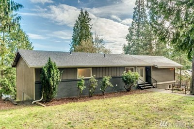 Chehalis Single Family Home For Sale: 152 Brockway Rd Rd