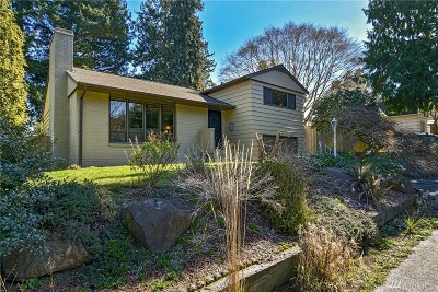 Seattle Single Family Home For Sale: 4564 36th Ave W