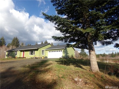 Single Family Home For Sale: 3794 W Deckerville Rd