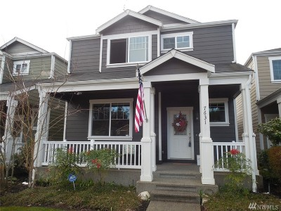 Lacey Single Family Home For Sale: 7631 Denali