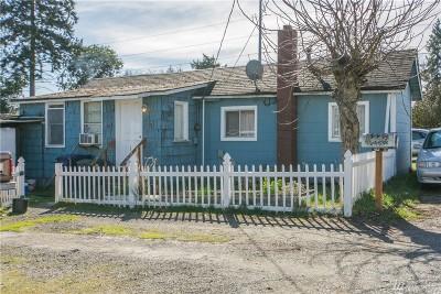 Tacoma Single Family Home For Sale: 7026 S Cedar St