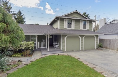 Renton Single Family Home For Sale: 19231 135th Ave SE
