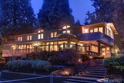 Kirkland Single Family Home For Sale: 11505 NE 75th St