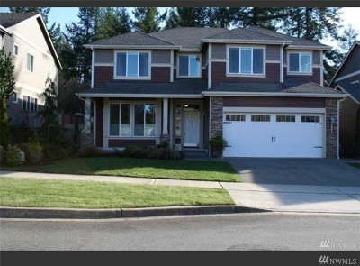 Olympia Single Family Home For Sale: 8845 29th Wy SE