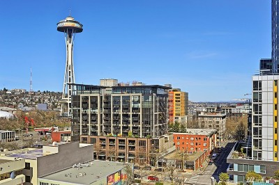 Seattle Condo/Townhouse Sold: 2621 2nd Ave #1403
