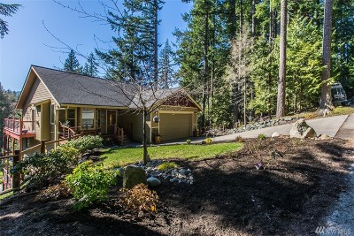 Bellingham WA Single Family Home For Sale: $418,500