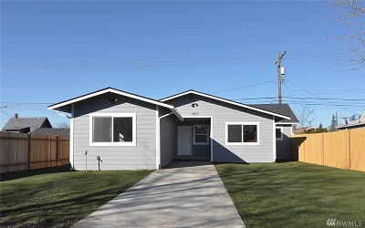 Single Family Home For Sale: 5410 S Oakes St