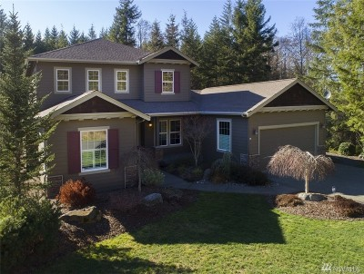 Port Ludlow Single Family Home For Sale: 570 Constance Wy