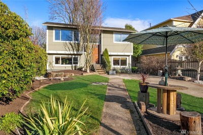 Seattle Single Family Home For Sale: 946 21st Ave