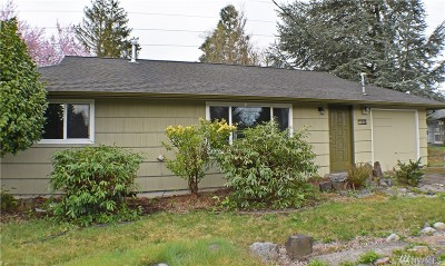 Renton Single Family Home For Sale: 11645 SE 170th Place