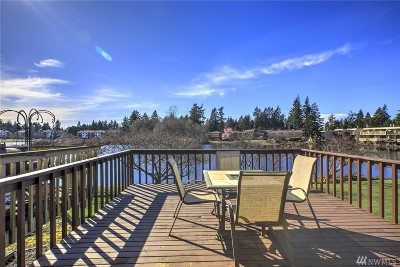 Federal Way Condo/Townhouse For Sale: 30825 13th Place S #16