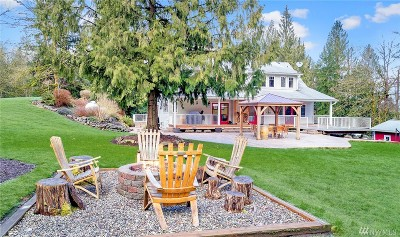 Auburn Single Family Home For Sale: 22126 SE 358th St