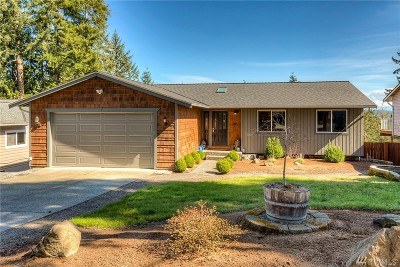 Bothell Single Family Home For Sale: 21429 2nd Dr SE
