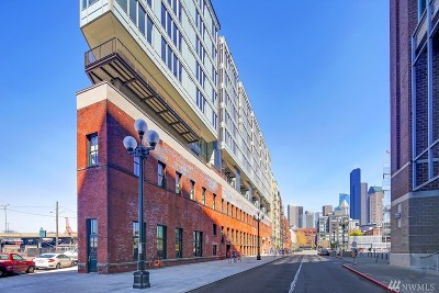 Seattle WA Condo/Townhouse For Sale: $881,900