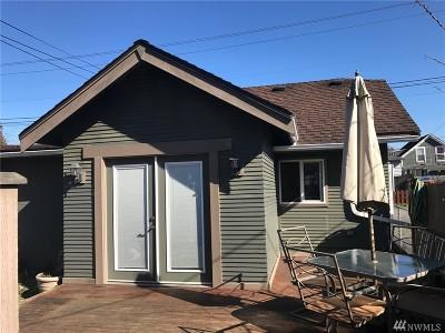 Everett Single Family Home For Sale: 1609 McDougall Ave #B