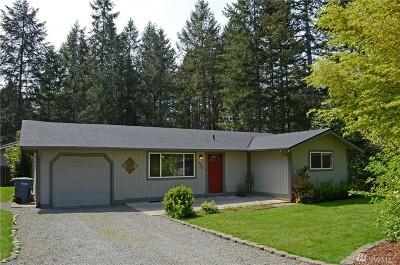 Gig Harbor Single Family Home For Sale: 14818 Evergreen Lane KPN