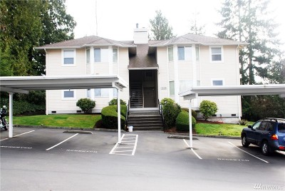 Snohomish Condo/Townhouse For Sale: 1101 10th St #28