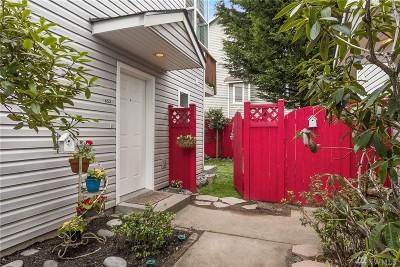 Seattle WA Condo/Townhouse For Sale: $699,000