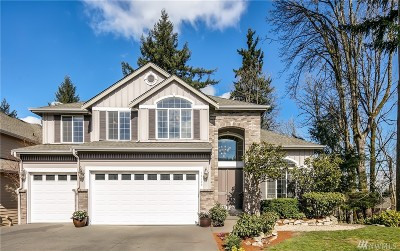 Bellevue Single Family Home For Sale: 16120 SE 45th Street
