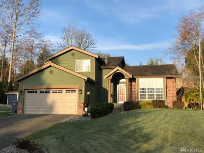 Puyallup Single Family Home For Sale: 1708 24th St Pl SE