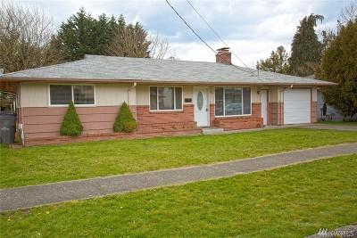 Auburn Single Family Home For Sale: 1519 J St SE