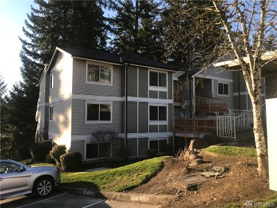 Mill Creek Condo/Townhouse For Sale: 16101 Bothell Everett Hwy #D204