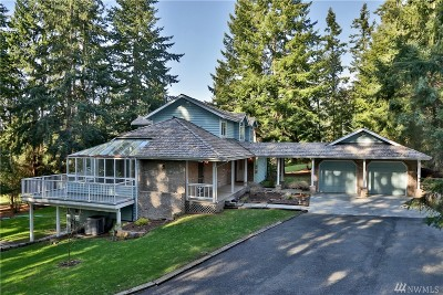 Freeland Single Family Home Sold: 5621 Cameron Rd