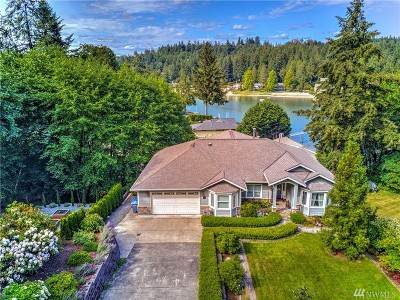 Gig Harbor Single Family Home For Sale: 4917 28th St NW