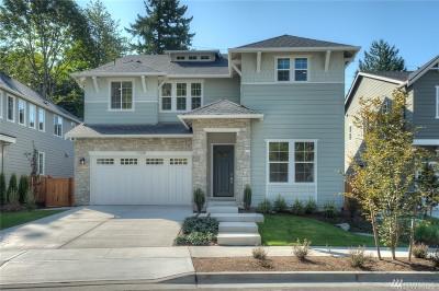 Redmond Single Family Home For Sale: 17239 NE 121st Place