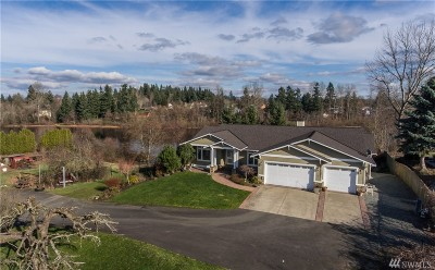 Kent WA Single Family Home For Sale: $800,000