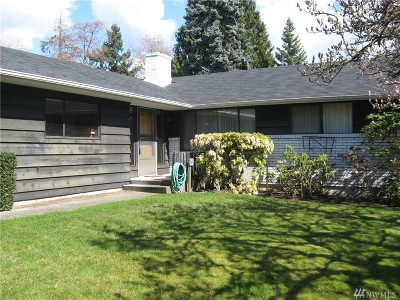 Seattle Single Family Home For Sale: 11468 35th Ave SW