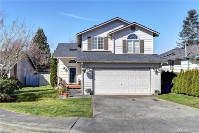 Snohomish Single Family Home For Sale: 1224 Madrona Dr