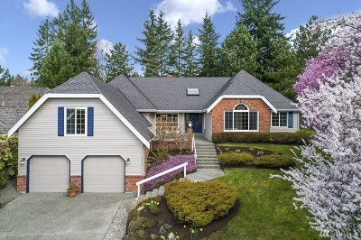 Bellevue Single Family Home For Sale: 15054 SE 65th St